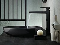 Charakter durch Farbe im Trend (Hansgrohe)